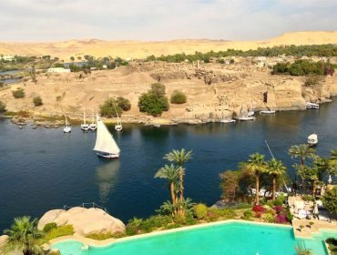 Sofitel Legend Old Cataract Aswan Hotel A Shaded View On Fashion