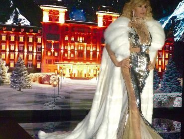 Transgender goddess Bibi Andersen