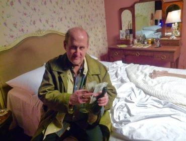Writer Bruce Benderson visits Cashfanistan