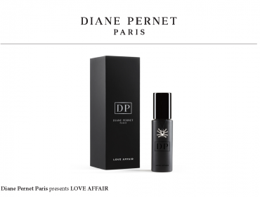 Diane Pernet Paris Love Affair