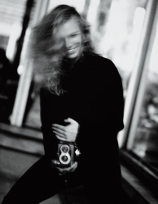 Portrait D Issermann by ©Sean Bolger