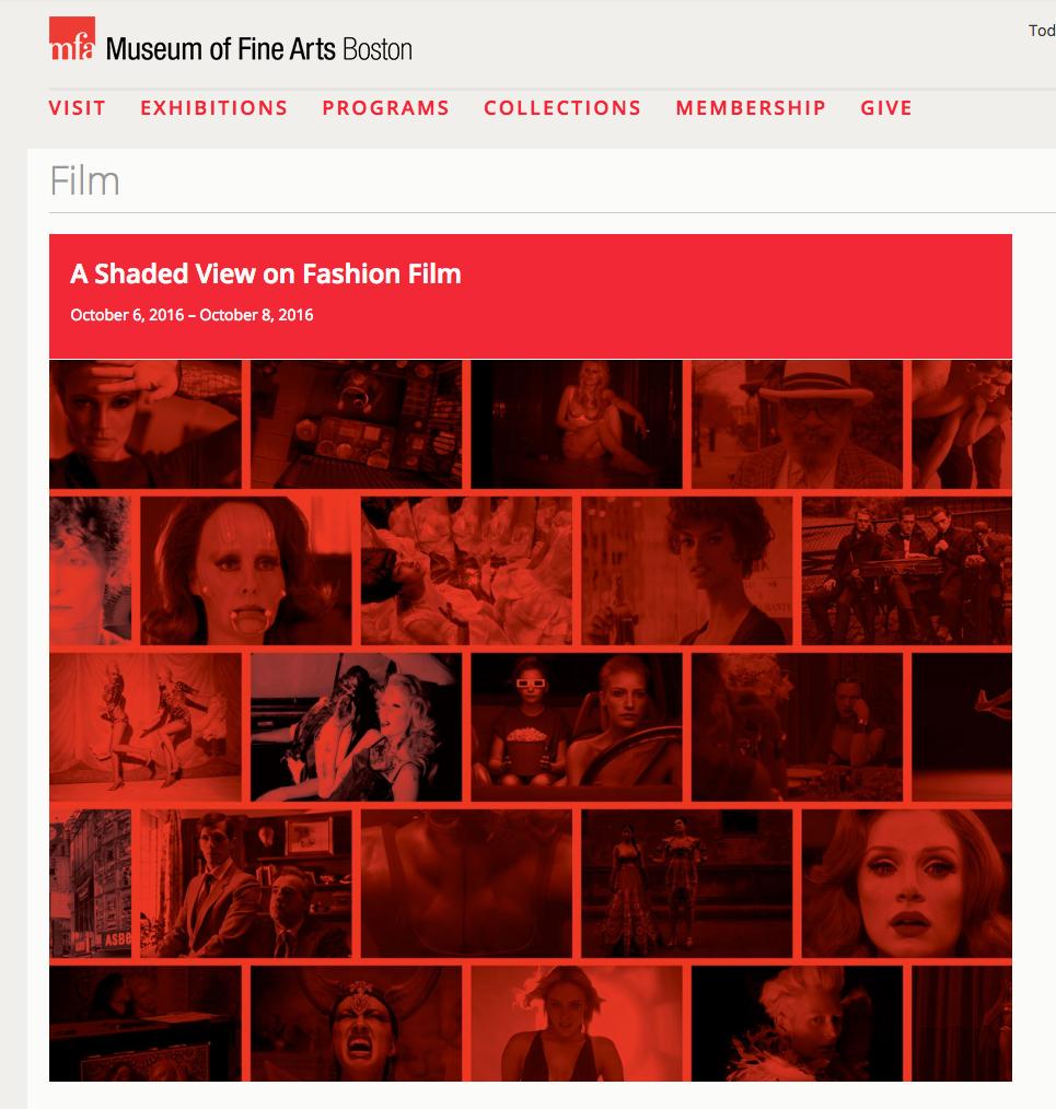 ASVOFF goes to MFA in Boston Museum of Fine Arts