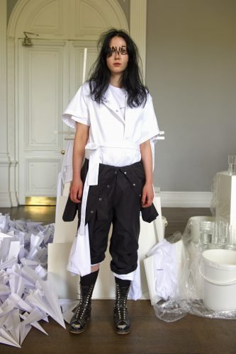 PHOEBE ENGLISH SS17 LOOK 5 - THE CHANTER
