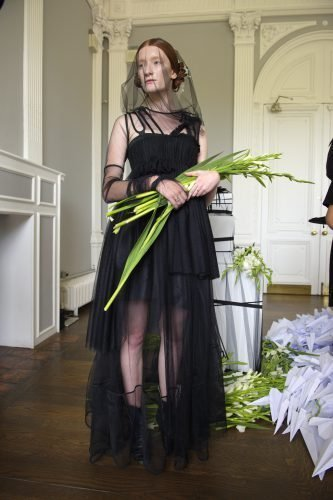 PHOEBE ENGLISH SS17 LOOK 7 - THE MOURNER