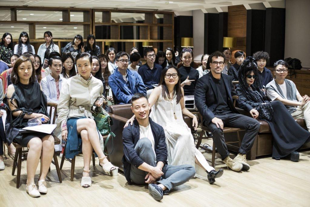ASVOFF China at K11 Club ASVOFF China Family photo