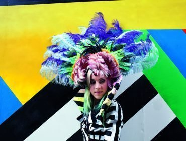 Fred Butler author and photographer of It's A London Thing..accessory designer and blogger @fredbutlerstyle.