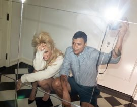 Photography: Pamela Anderson, Christian Rosa and Igor Ramírez (the cover is a selfie taken by Pamela).