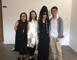 Michelle DIng, Rui Shen DP and Steven Tai