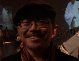 Tim Yip, film director, set designer and costume designer.