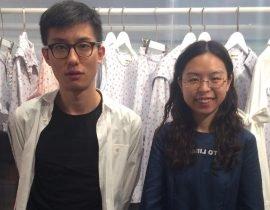 Designers Shushu Tong at TUBE Shanghai