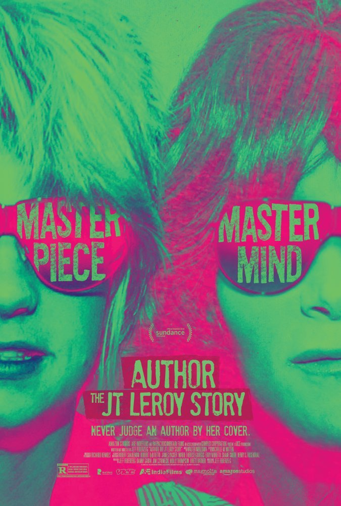 Author The JT Leroy Story by Jeff Feuerzeig