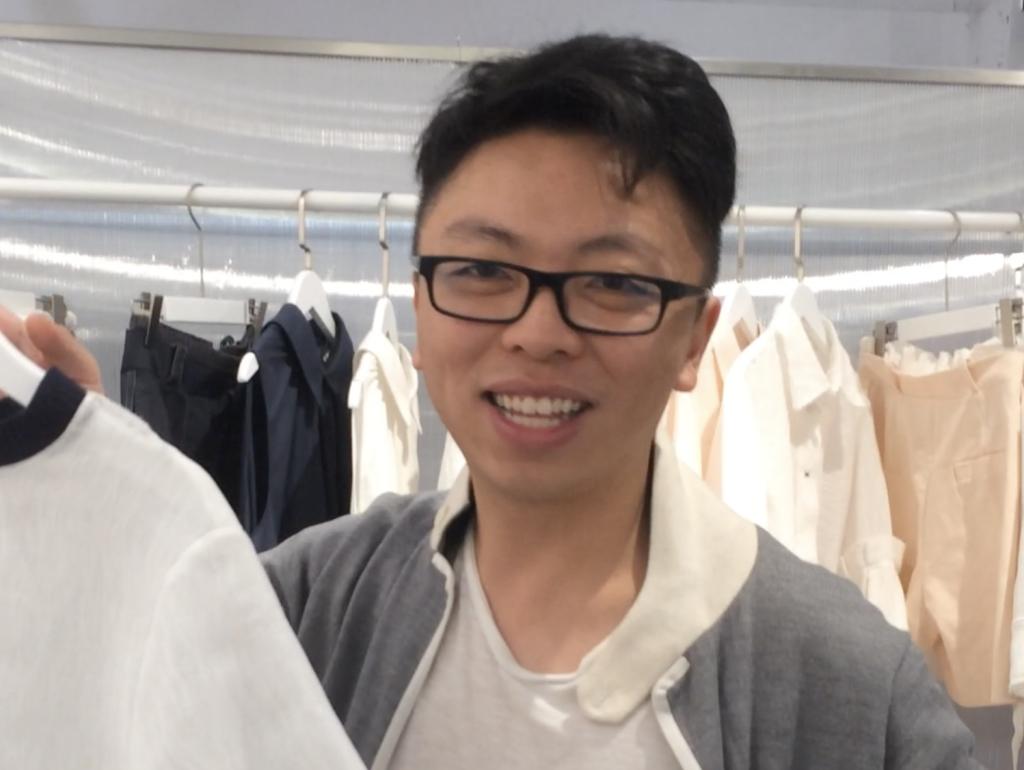 Steven Tai at TUBE in Shanghai, China