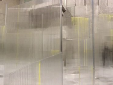 Tobias Putrih - Fondazione Prada