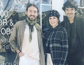 Graham Tabor, Linda Dresner and Miguel Villalobos 1-100