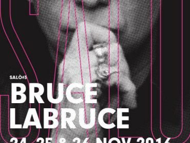 feature Bruce LaBruce at Salo 24 25 26 Nov