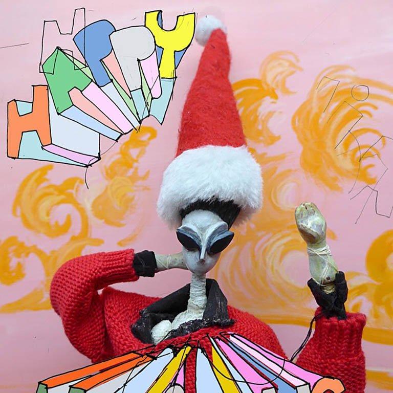 Happy Holidays Miguel Villalobos