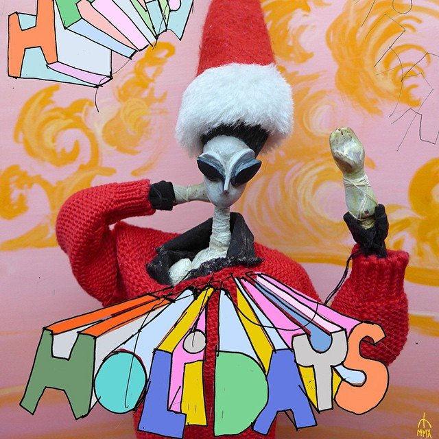 holidays Miguel VIllalobos