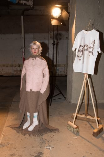 London Fashion Week Men's - Fashion East Roddingdean Bazaar