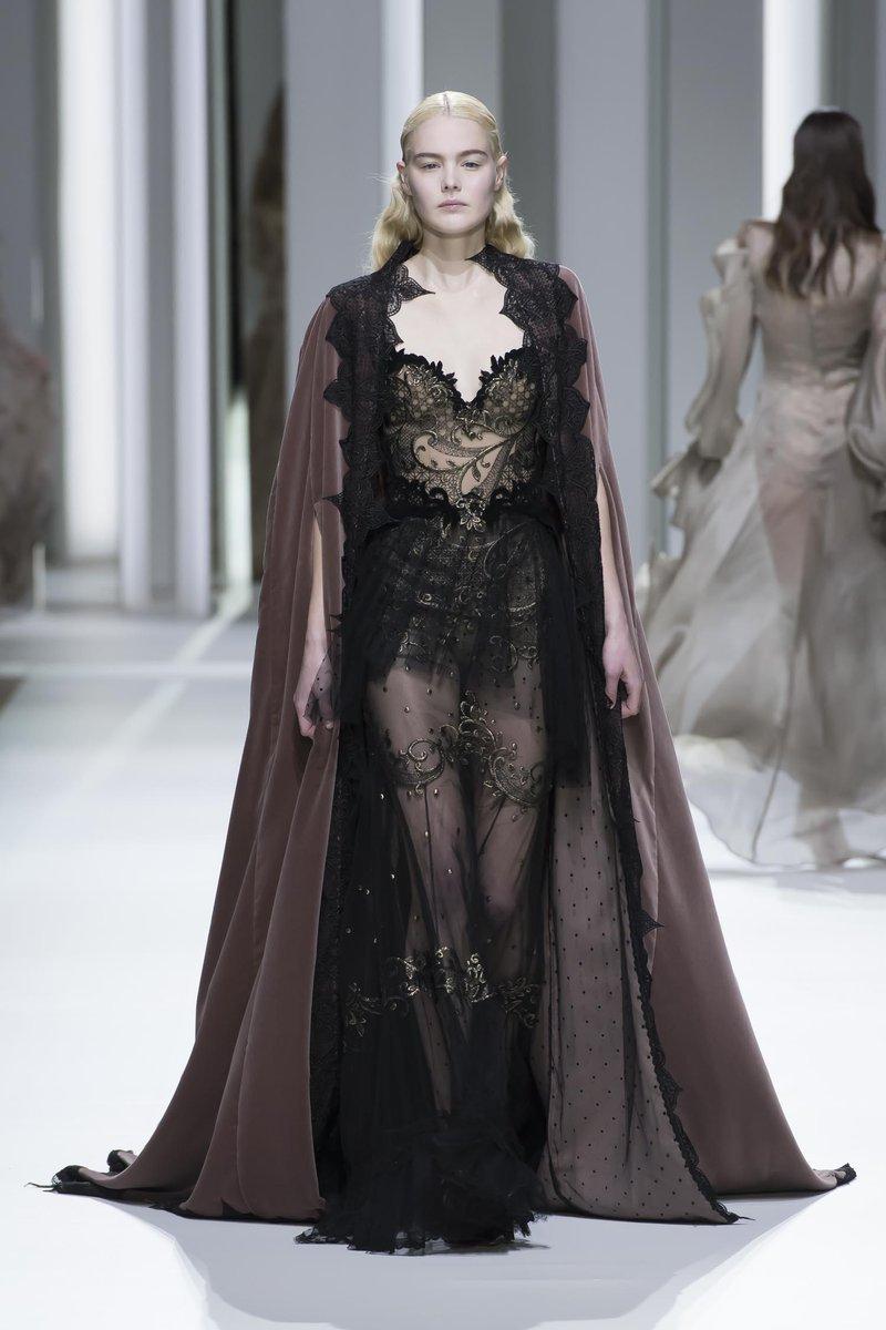 Paris haute couture spring summer 17 galia lahav for Haute couture clients