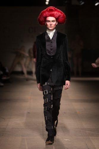 London Fashion Week Men's - Charles Jeffrey Loverboy