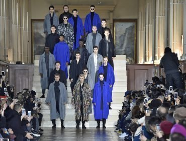 Issey_Miyake_Men Paris Menswear Fall Winter 2017 January 2017