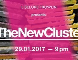 #TheNewCluster – Flyer kopie