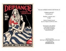Defiance by Gail Chovan