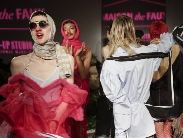MAISON THE FAUX CATWALK SHOW FW17 NEW YORK