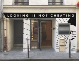 LOOKING IS NOT CHEATING