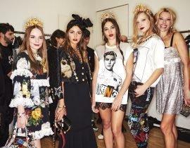 Dolce & Gabbana photos by Sonny Vandevelde