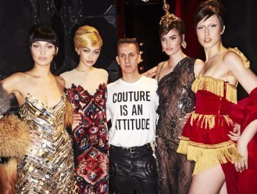 Moschino photos by Sonny Vandevelde