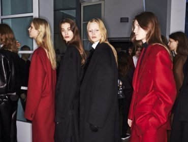 Jil Sander photos by Sonny Vandevelde