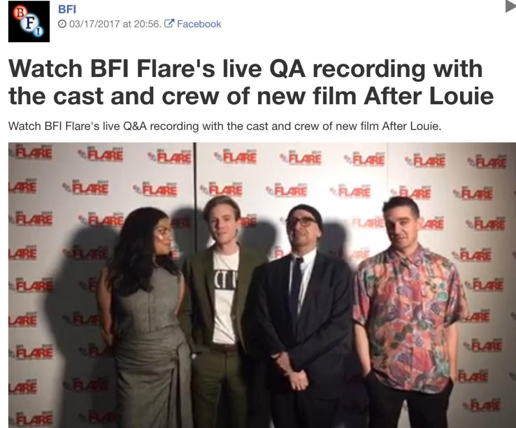 BFI Q & A