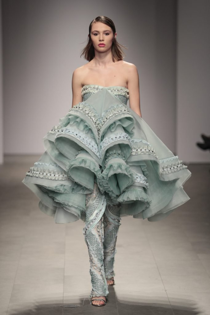 CLAES IVERSEN COUTURE SS17
