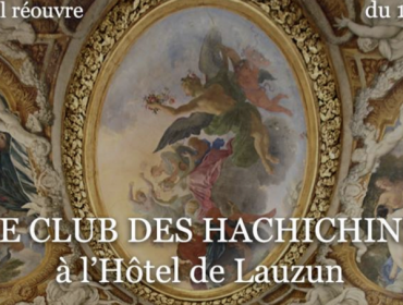Le Club des Hachichins - Carte blanche à Philippe Cohen Solal