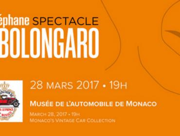 Stephane Bolongaro Musee de l'automobile de Monaco
