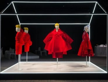 Rei Kawakubo Comme des Garcons Art of the In-Between curated by Andrew Bolton