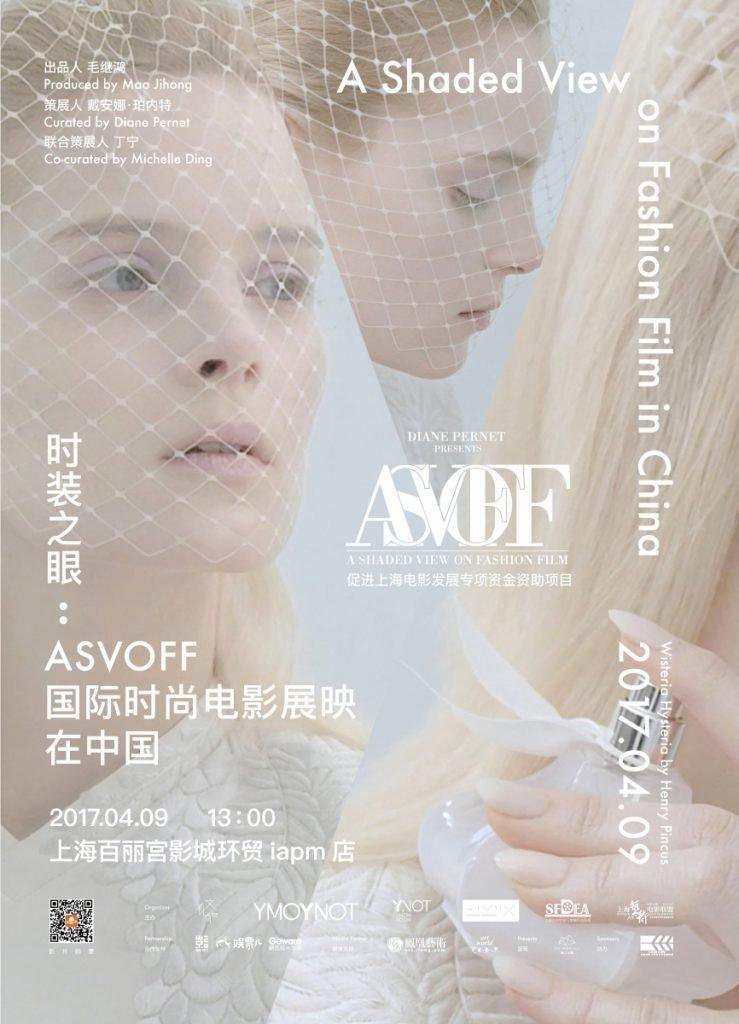 ASVOFF in China April 9th