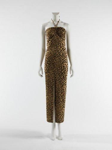 Anonyme robe panthäre 1981