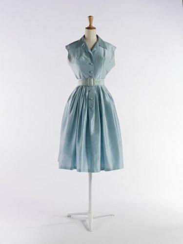 Jacques EstÇrel robe 1959