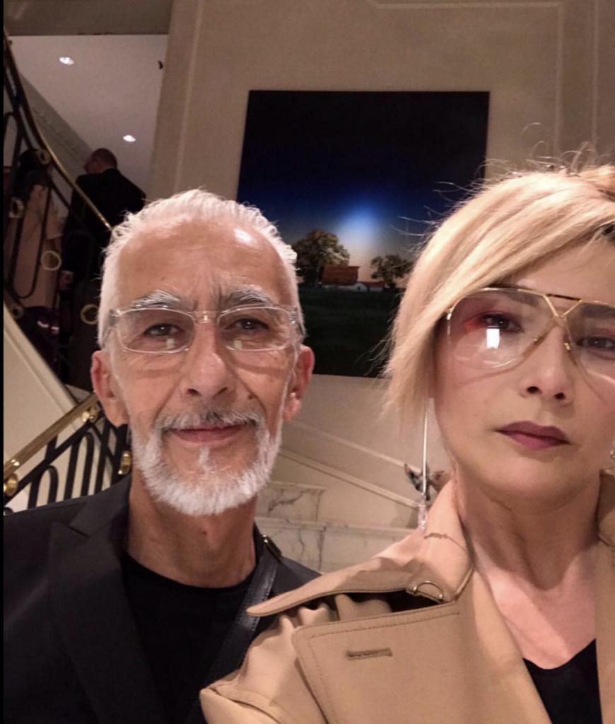Mario Salvucci with Jules Kim aka Bijules