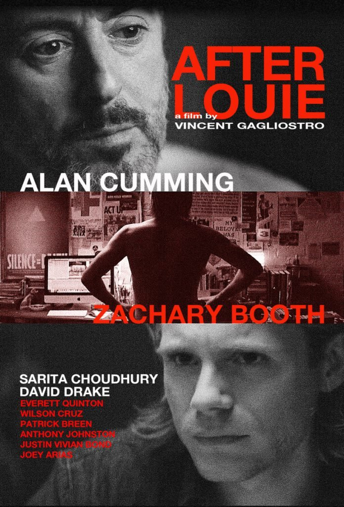 After Louie by Director Vincent Gagliostro starring Alan Cumming