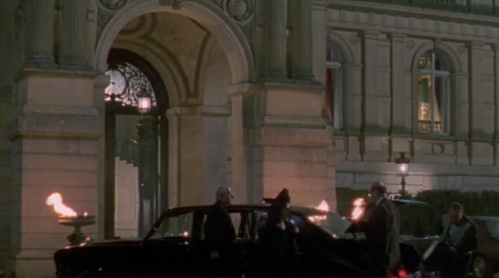 DP in Roman Polanski's Ninth Gate