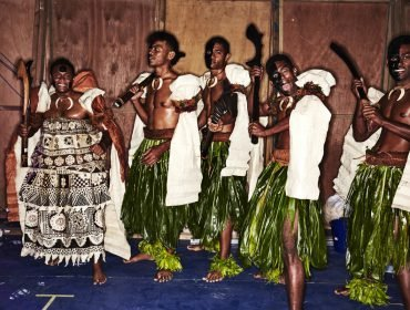Sonny Vandevelde does Fiji