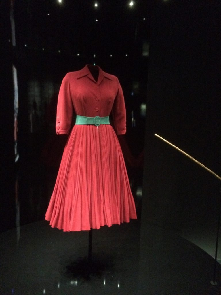 Diabalo dress fave of FLorence Muller