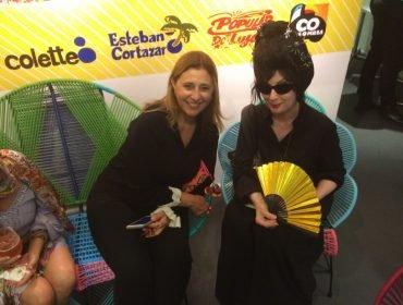 Esteban at Colette