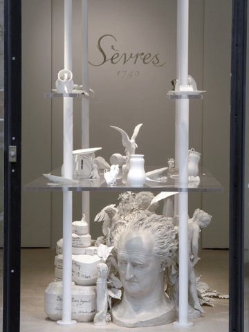 Jose Levy for Sevres 9