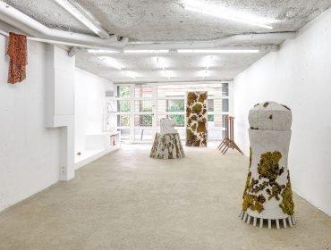 Les Mains Baladeuses by Tiphaine Calmettes @ Galerie Arnaud Deschin Paris