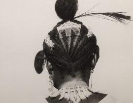 J D Okhair Ojeikere at Fondation Louis Vuitton