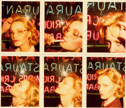 Jessica Lange, by Antonio Lopez, 1971